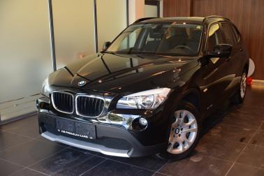 BMW X1 sDrive18d Österreich Paket bei BM || GB Premium Cars in