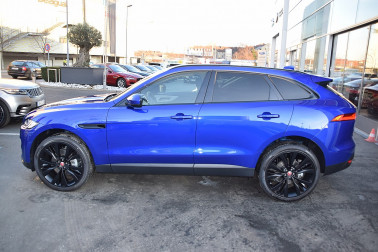 Jaguar F-Pace 25d AWD Portfolio Aut. bei BM || GB Premium Cars in