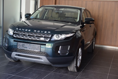 Land Rover Range Rover Evoque Pure 2,2 TD4 Aut. bei BM || GB Premium Cars in