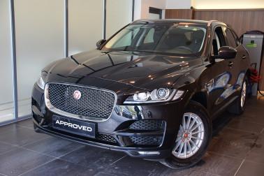 Jaguar F-Pace 20d AWD Pure bei BM || GB Premium Cars in
