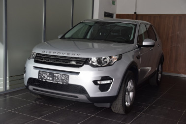 Land Rover Discovery Sport 2,0 TD4 4WD SE bei BM || GB Premium Cars in