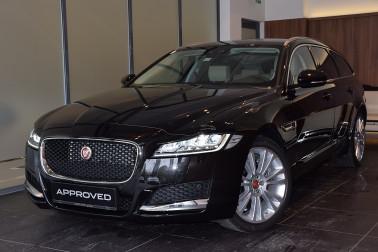 Jaguar XF Sportbrake 20d AWD Portfolio Aut. bei BM || GB Premium Cars in