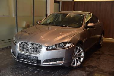 Jaguar XF 2,2 Diesel Luxury bei BM    GB Premium Cars in
