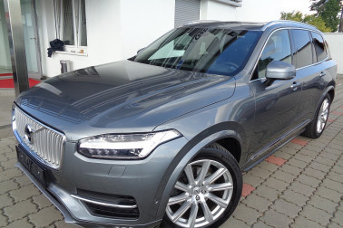 Volvo XC90 D5 AWD Inscription bei BM || GB Premium Cars in