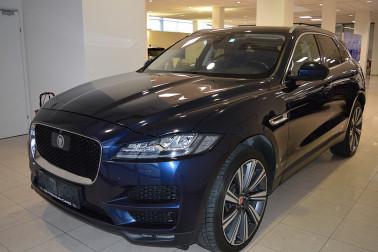 Jaguar F-Pace 30d AWD Portfolio Aut. bei BM || GB Premium Cars in