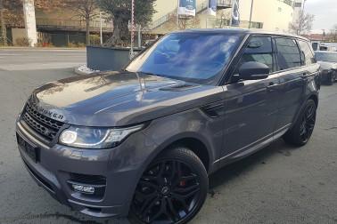 Land Rover Range Rover Sport 3,0 SDV6 Autobiography Dynamic bei BM || GB Premium Cars in
