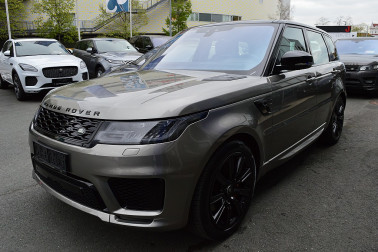 Land Rover Range Rover Sport P400e PHEV Plug-in Hybrid HSE Dynamic bei BM || GB Premium Cars in