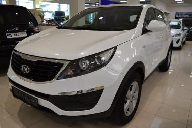 KIA Sportage Titan 1,7 CRDi 2WD bei BM || GB Premium Cars in