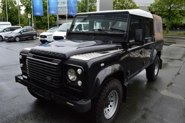 Land Rover Defender 110″ Crew Cab 2,2 TD bei BM || GB Premium Cars in