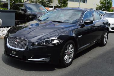 Jaguar XF 2,2 Diesel Luxury bei BM || GB Premium Cars in