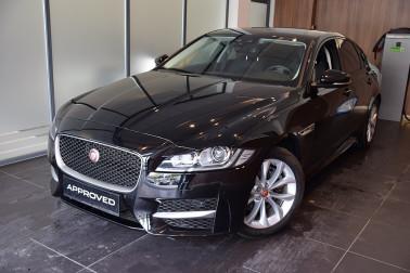 Jaguar XF 20d R-Sport Aut. bei BM || GB Premium Cars in