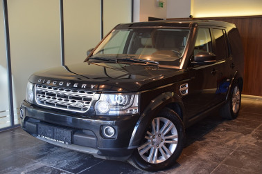 Land Rover Discovery 4 3,0 TDV6 HSE Aut. LKW 4-Sitzer bei BM || GB Premium Cars in
