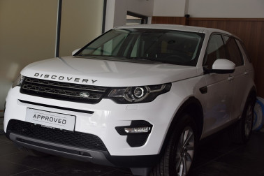Land Rover Discovery Sport 2,0 SD4 4WD SE Aut. bei BM || GB Premium Cars in